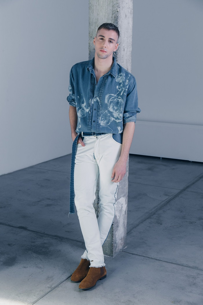 Robert Sever predstavlja modnu kolekciju prožetu umjetničkom zanesenošću i slobodom izražavanja