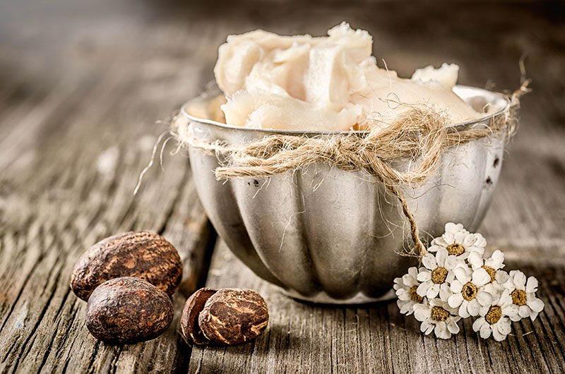Prirodni balzam na bazi shea maslaca za spas kože nakon zime