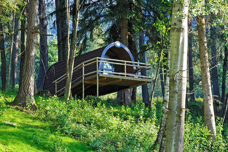 5 favorita za glamping odmor u Austriji