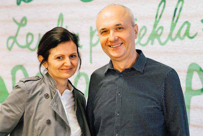 Jadranka Boban Pejić i Zlatko Pejić: 'Trgovine bio&bio odraz su našeg životnog stila i načina prehrane'