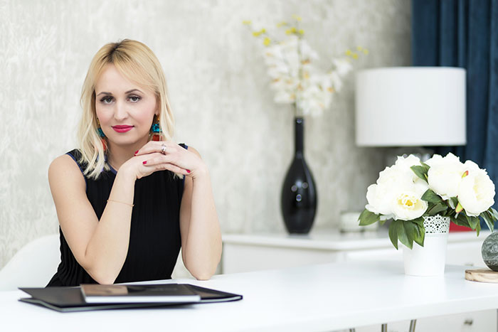 Mirjana Mikulec: Prva dama dizajna interijera