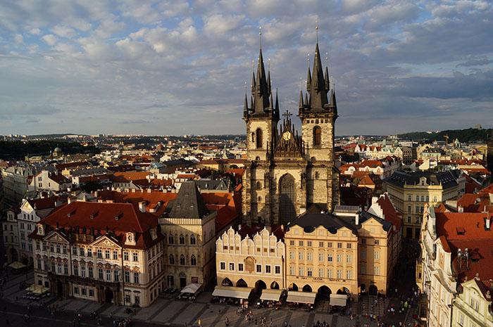 10 najljepših znamenitosti koje će vas natjerati da se zaljubite u Prag