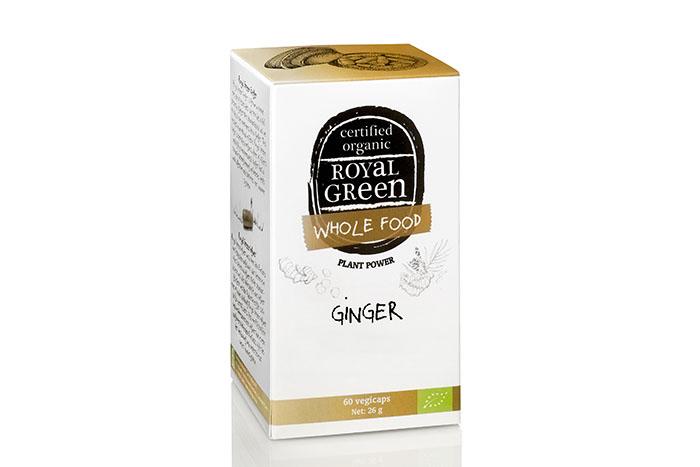 Royal Green - prvi certificirani organski dodaci prehrani bez sintetskih sastojaka