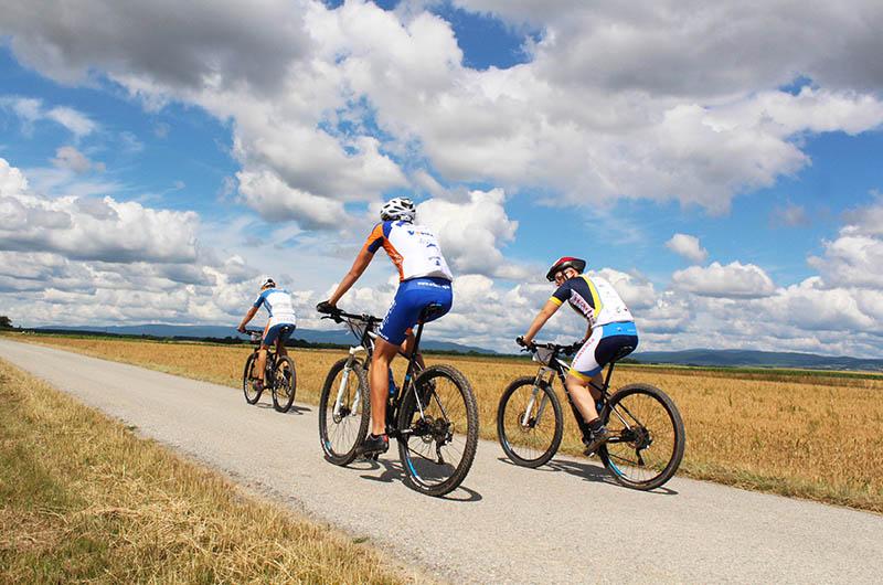 Proljeće u Požeško-slavonskoj županiji je kao stvoreno za bicikl