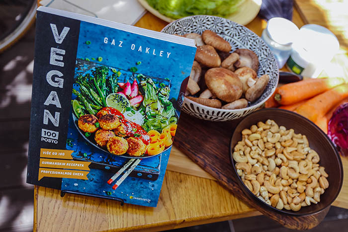 bio&bio trgovine proslavile 16 godina rada uz posebnog gosta - vegansku zvijezdu Gaza Oakleyja