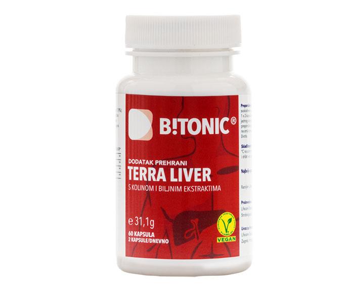 Za zdravu jetru, ključna je prehrana i eliminacija alkohola