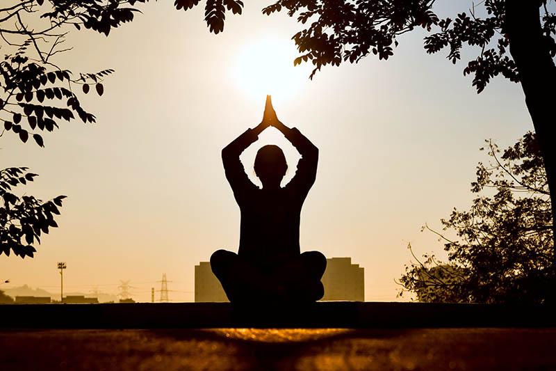 VIDEO: Joga nidra - vođena meditacija za mir i relaksaciju