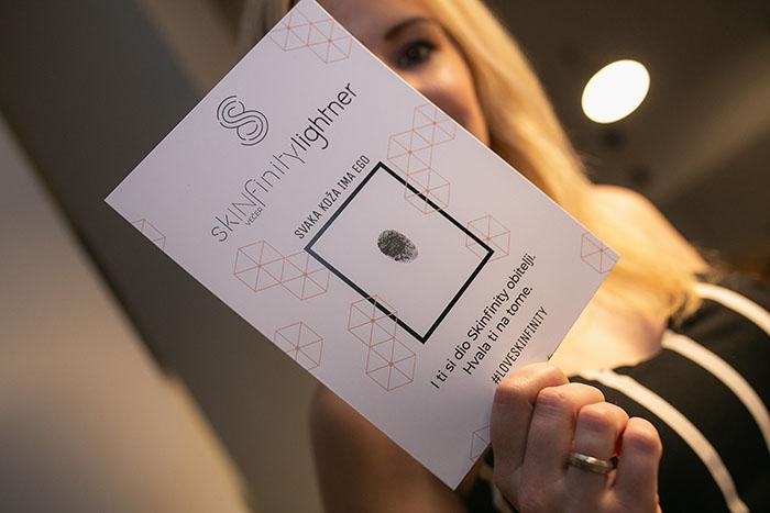 Finitylightner krema protiv hiperpigmentacijskih mrlja novi je proizvod iz Skinfinity laboratorija