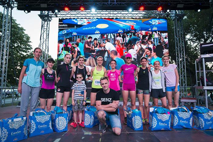 Rekordnih 15.000 trkačica i malih trkača na osmoj dm ženskoj utrci