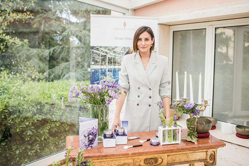 Brand ambasadorica Elemisa Antonija Stupar Jurkin isprobala novu liniju proizvoda s peptidima
