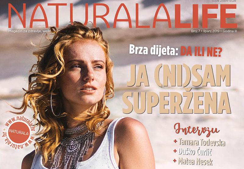 Što znači biti superžena? Odgovor potraži u novom broju magazina Naturala Life