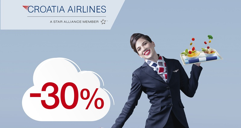 Croatia Airlines slavi 30. rođendan i