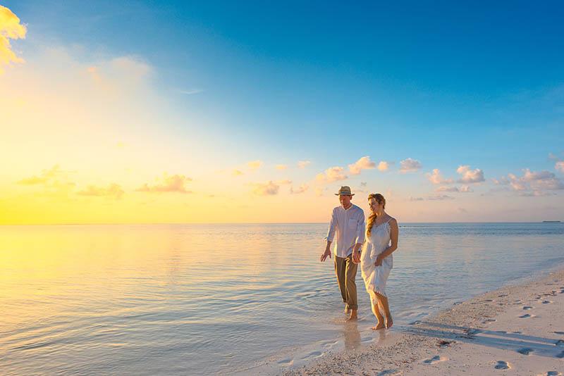 Jesu li ovo najromantičnije destinacije za provesti medeni mjesec?