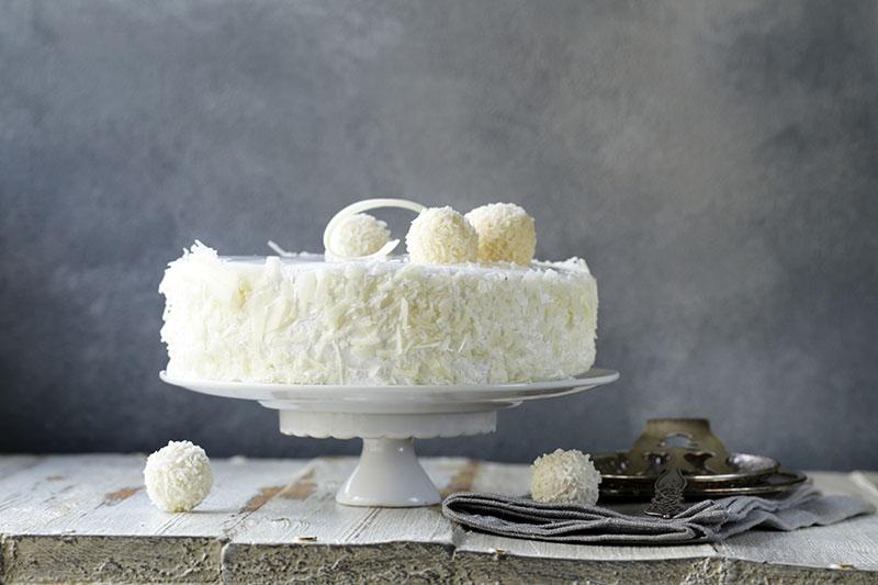Bez glutena: Ništa ne govori 'ljeto' kao torta od kokosa