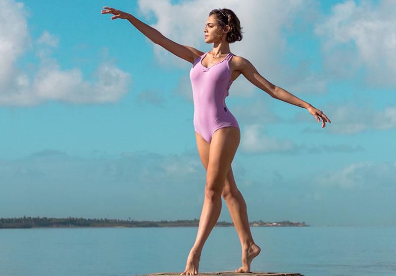 VIDEO Baš kao balerina: Plesna rutina za duge i tonirane noge