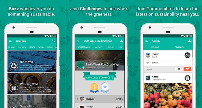 7 korisnih eko-aplikacija koje te vode prema zelenom načinu života