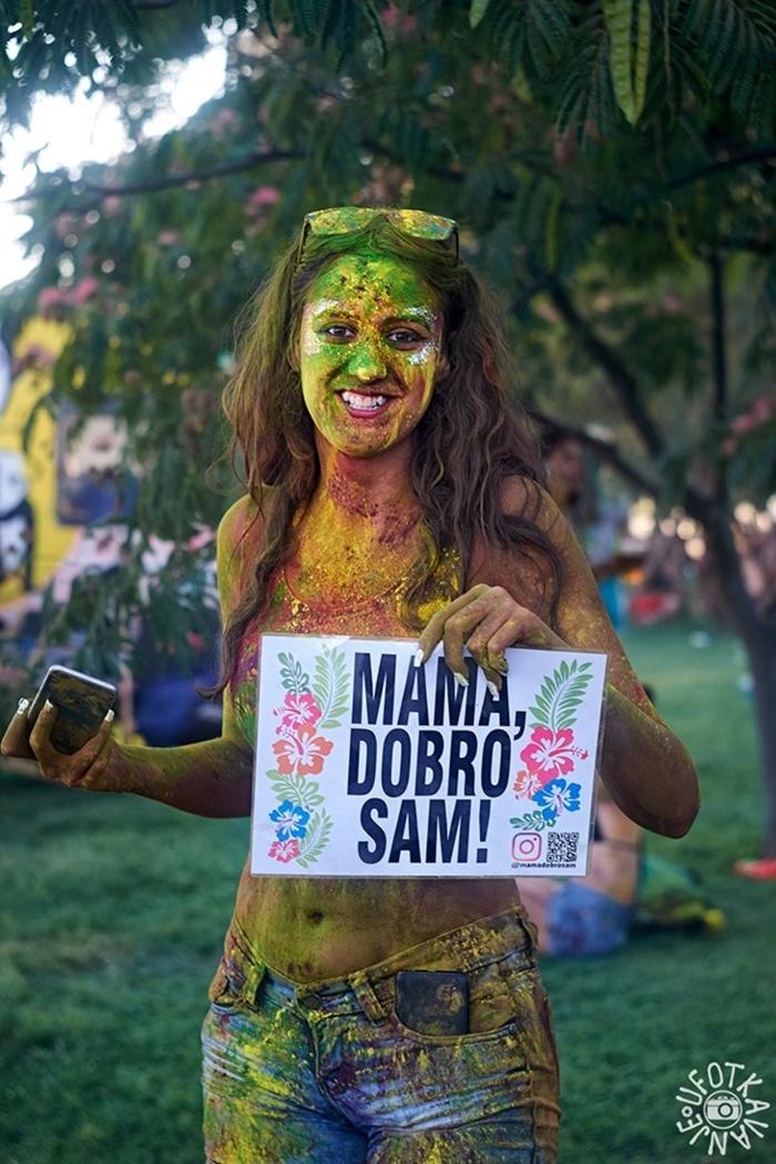 Najšareniji festival u Novom Sadu – energija i kreativnost obojale su grad