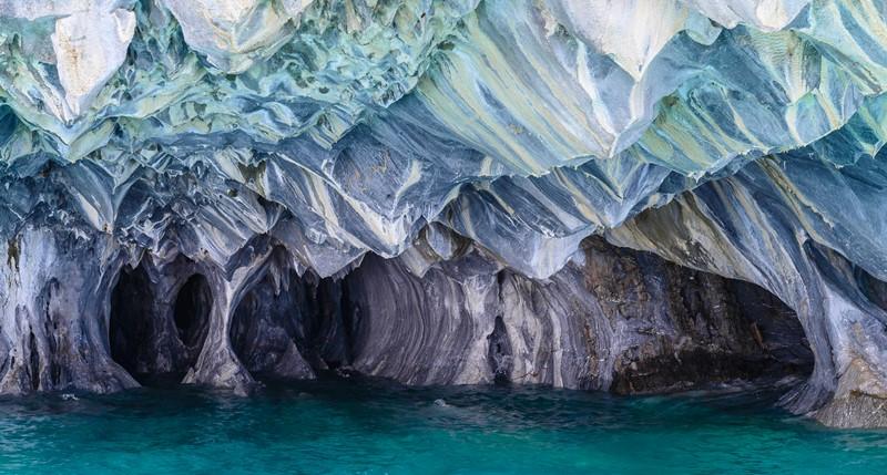 Mramorne pećine Čilea: Čudo prirode koje se