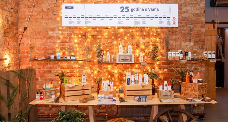 Hrvatska prirodna kozmetika Olival proslavila prvih 25