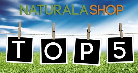 Zdravi i lijepi – Top 5 iz Naturala Shopa