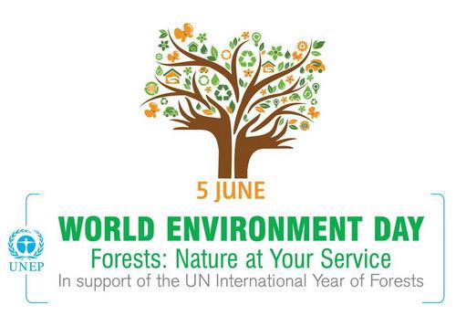 05. 06. 2011. Sretan vam Svjetski dan zaštite okoliša!