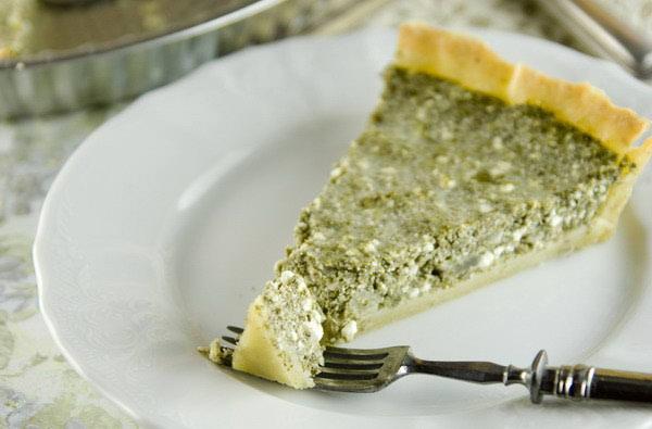 Tart od špinata i ricotta sira