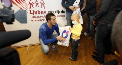 Sportaši i pjevači za djecu