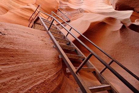 Raj za fotografe: Antelope Canyon