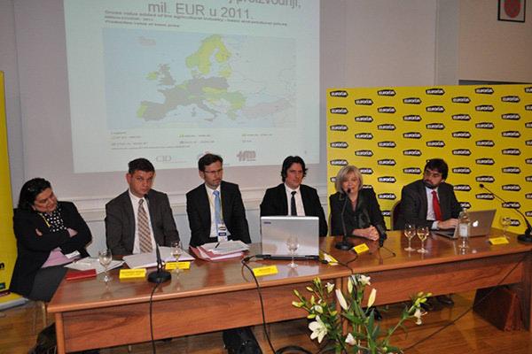 EUforija o poljoprivredi, ribarstvu, prehrambenoj industriji i šumarstvu