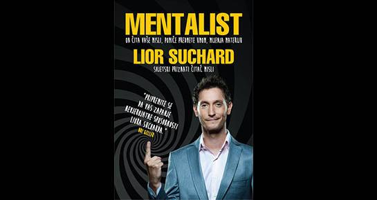 Mentalist Lior Suchard čita vaše misli