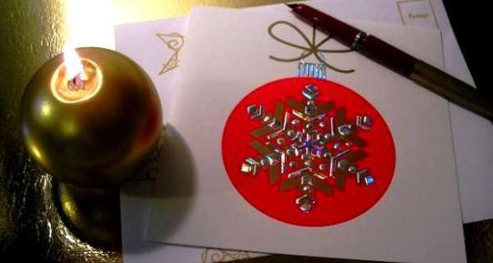 Ideje za originalne božićne čestitke