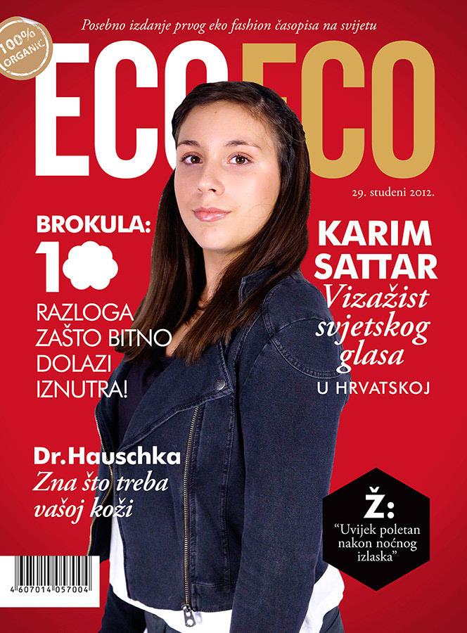 Dr. Hauschka i Brokula&Ž šminkulirali u Areni