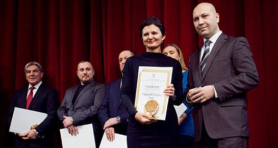 Biovega dobitnica Eko Oskara