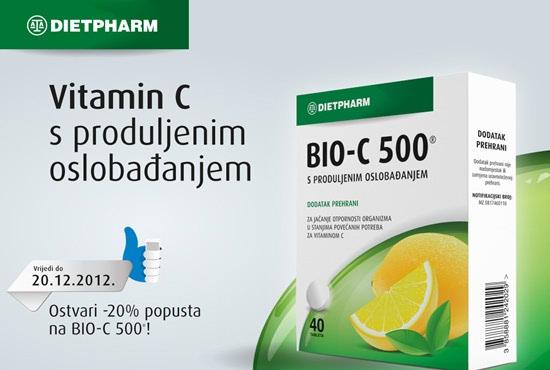 U potrazi ste za  vitaminom C?