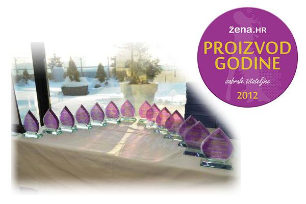 Svečano dodijeljene nagrade za Proizvod godine