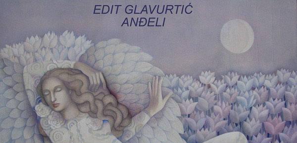 Izložba Edit Glavurtić u Krapini