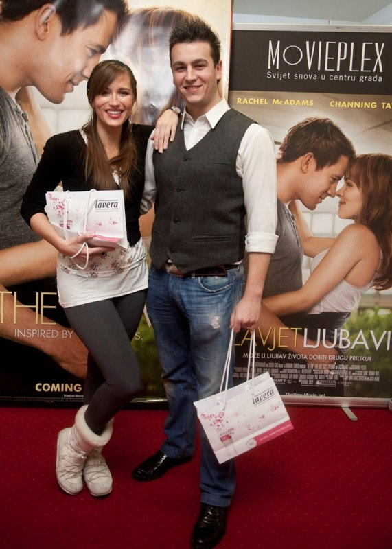 Hrvatske zvijezde uživale u premijeri Zavjeta ljubavi