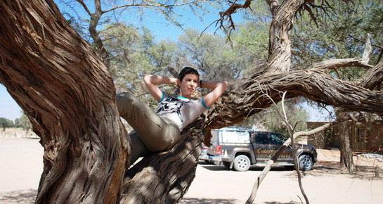 Namibija – destinacija nestvarne ljepote