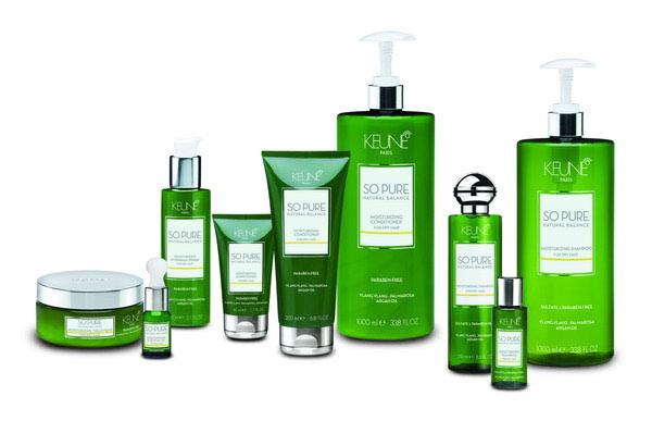 SO PURE – snaga organskih esencija za vašu kosu