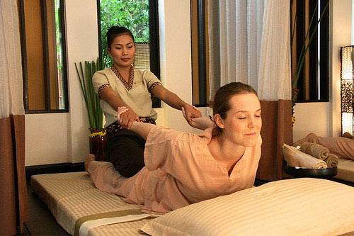 Split opuštajuće masaže Tinder ene